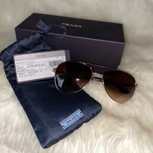 Authentic Prada Aviators